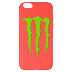 Чехол для iPhone 6 Plus/6S Plus Monster Lines