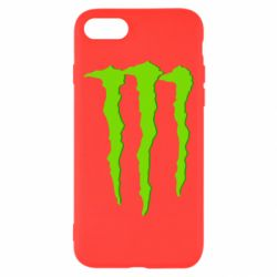 Чехол для iPhone 8 Monster Lines