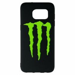 Чехол для Samsung S7 EDGE Monster Lines
