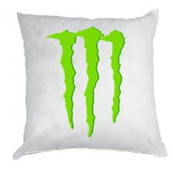 Подушка Monster Lines