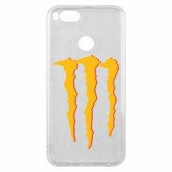 Чехол для Xiaomi Mi A1 Monster Lines