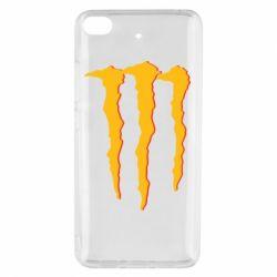 Чехол для Xiaomi Mi 5s Monster Lines