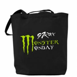 Сумка Monster Monday Rock - FatLine
