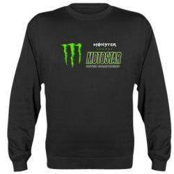 Реглан (свитшот) Monster Motostar