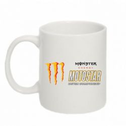 Кружка 320ml Monster Motostar - FatLine