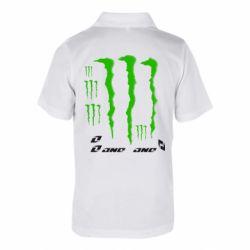 Детская футболка поло Monster One