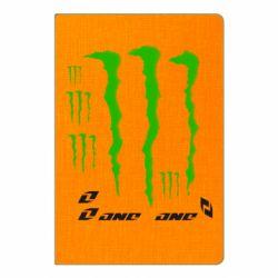 Блокнот А5 Monster One