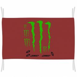 Флаг Monster One