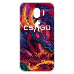 Чехол для Samsung J4 Monster skin CS GO - FatLine
