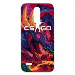 Чехол для LG K8 2017 Monster skin CS GO - FatLine