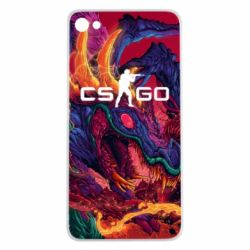 Чехол для Meizu U20 Monster skin CS GO - FatLine