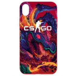 Чехол для iPhone XR Monster skin CS GO - FatLine