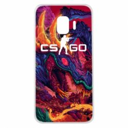 Чехол для Samsung J2 Core Monster skin CS GO - FatLine