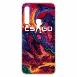 Чехол для Samsung A9 2018 Monster skin CS GO - FatLine