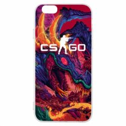 Чехол для iPhone 6/6S Monster skin CS GO - FatLine