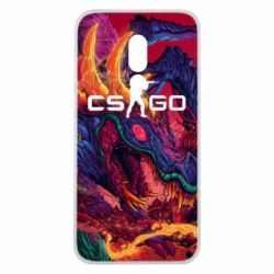 Чехол для Meizu 16 Monster skin CS GO - FatLine