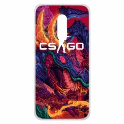Чехол для Meizu 16 plus Monster skin CS GO - FatLine
