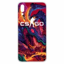 Чехол для Meizu E3 Monster skin CS GO - FatLine