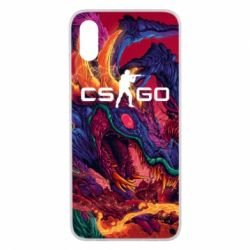 Чехол для Xiaomi Mi8 Pro Monster skin CS GO - FatLine