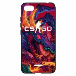 Чехол для Xiaomi Redmi 6A Monster skin CS GO - FatLine