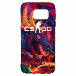 Чехол для Samsung S7 EDGE Monster skin CS GO - FatLine