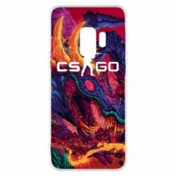 Чехол для Samsung S9 Monster skin CS GO - FatLine
