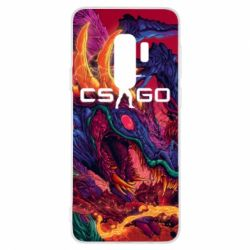 Чехол для Samsung S9+ Monster skin CS GO - FatLine