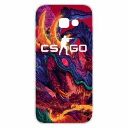 Чехол для Samsung A5 2017 Monster skin CS GO - FatLine