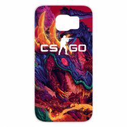 Чехол для Samsung S6 Monster skin CS GO - FatLine