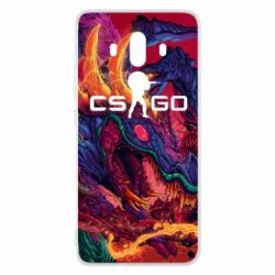 Чехол для Huawei Mate 10 Pro Monster skin CS GO - FatLine