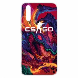 Чехол для Huawei P20 Monster skin CS GO - FatLine