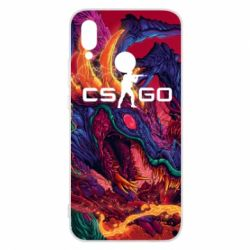 Чехол для Huawei P20 Lite Monster skin CS GO - FatLine