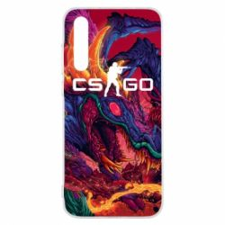 Чехол для Huawei P20 Pro Monster skin CS GO - FatLine
