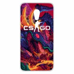 Чехол для Meizu Pro 6 Plus Monster skin CS GO - FatLine