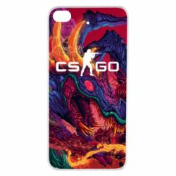 Чехол для Xiaomi Mi 5s Monster skin CS GO - FatLine