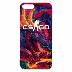 Чехол для Xiaomi Mi6 Monster skin CS GO - FatLine