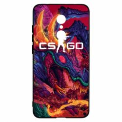 Чехол для Xiaomi Redmi 5 Monster skin CS GO - FatLine