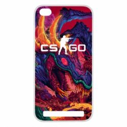 Чехол для Xiaomi Redmi 5a Monster skin CS GO - FatLine