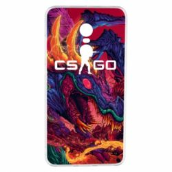 Чехол для Xiaomi Redmi Note 4 Monster skin CS GO - FatLine
