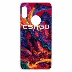 Чехол для Xiaomi Redmi Note 5 Monster skin CS GO - FatLine