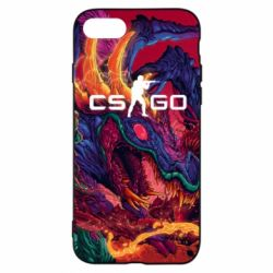 Чехол для iPhone 7 Monster skin CS GO - FatLine