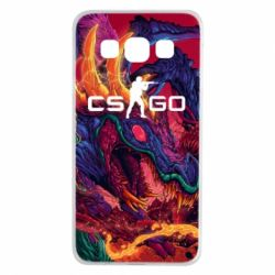 Чехол для Samsung A3 2015 Monster skin CS GO - FatLine