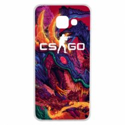 Чехол для Samsung A3 2016 Monster skin CS GO - FatLine