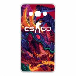 Чехол для Samsung A7 2015 Monster skin CS GO - FatLine