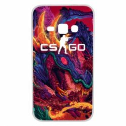 Чехол для Samsung J1 2016 Monster skin CS GO - FatLine