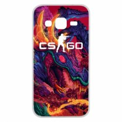 Чехол для Samsung J2 2015 Monster skin CS GO - FatLine