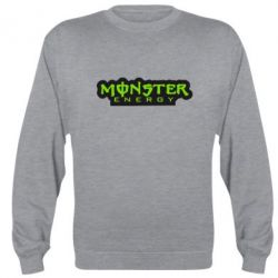 Реглан (свитшот) Monster Small - FatLine