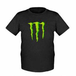 Детская футболка Monster Stripes - FatLine