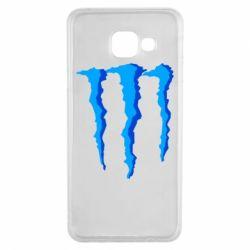 Чохол для Samsung A3 2016 Monster Stripes