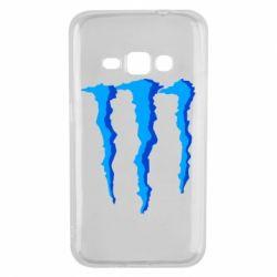 Чохол для Samsung J1 2016 Monster Stripes